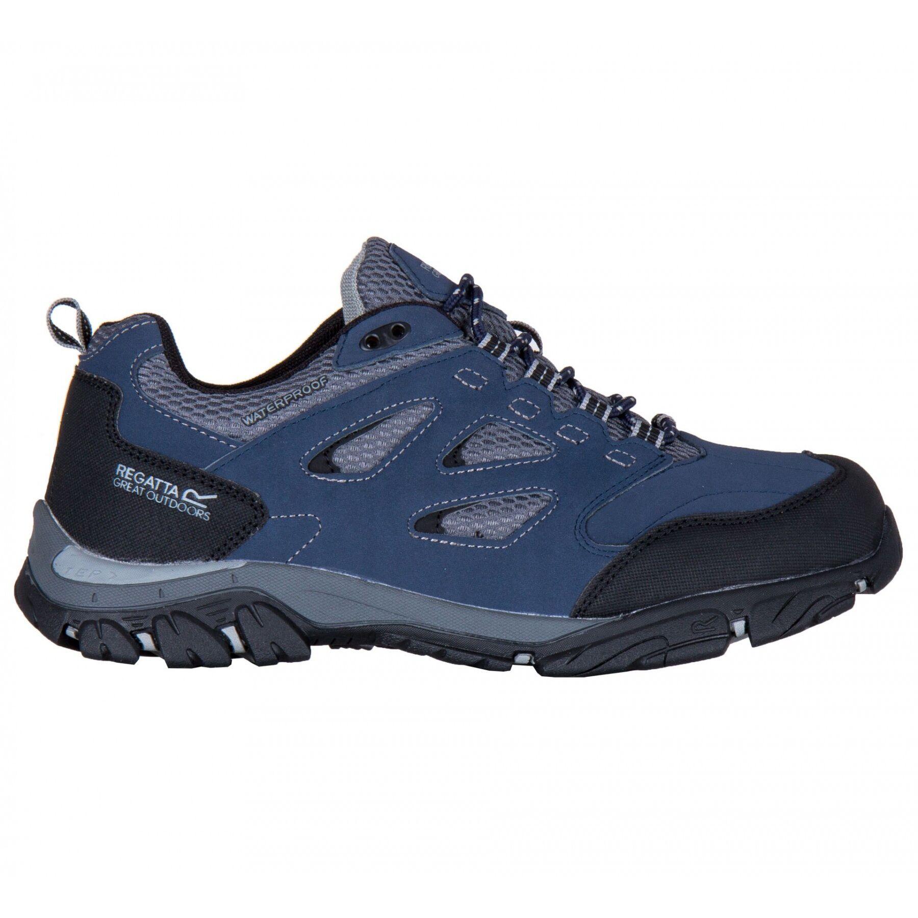 Regatta - Chaussures De Randonnée Holcombe Iep - Homme (Khaki/D'oree) - UTRG3659