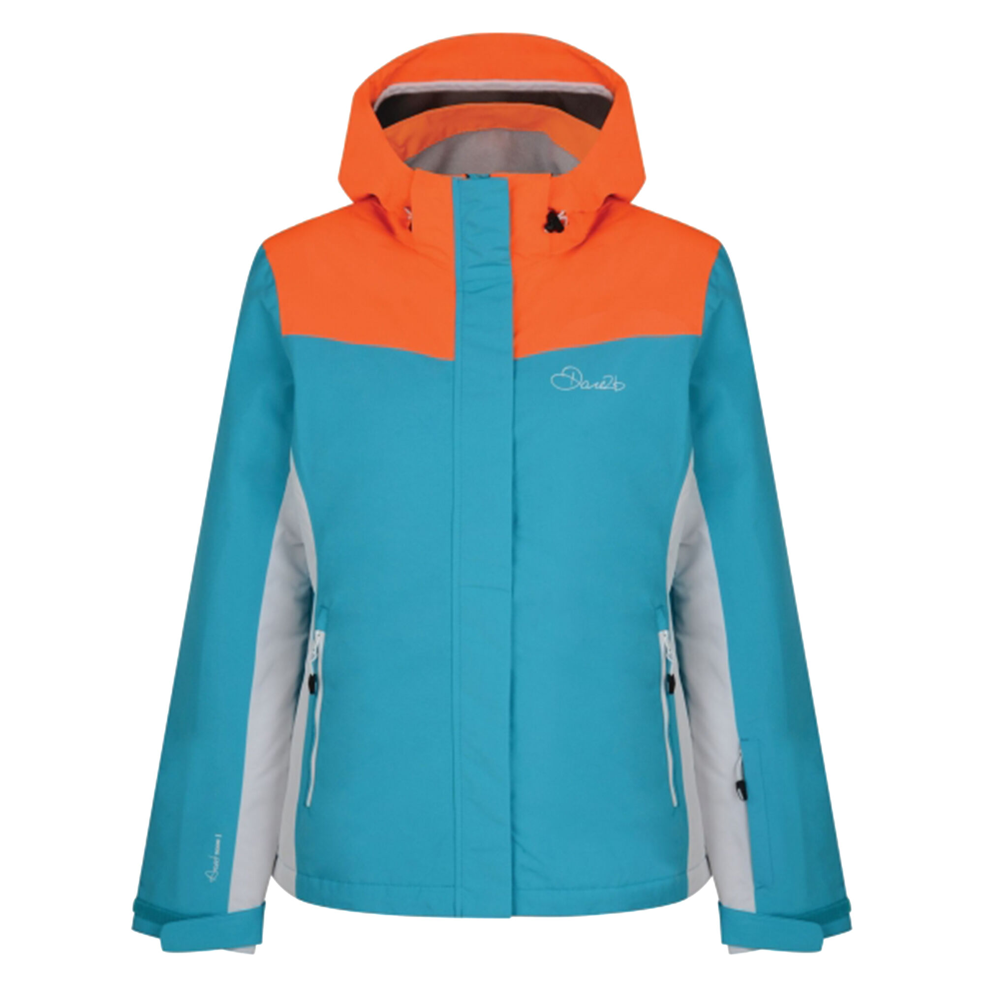 Dare 2B - Manteau De Ski Prosperity - Femme (Bleu / orange) - UTRG3896
