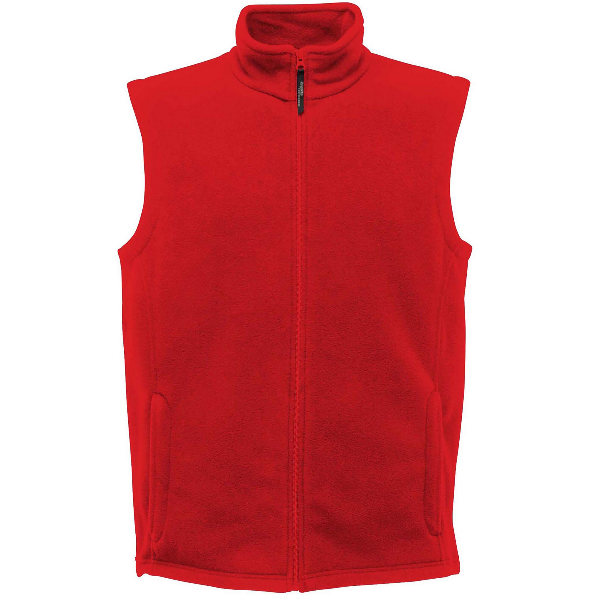 Regatta - Veste Polaire Sans Manches - Homme (Rouge) - UTRW3193