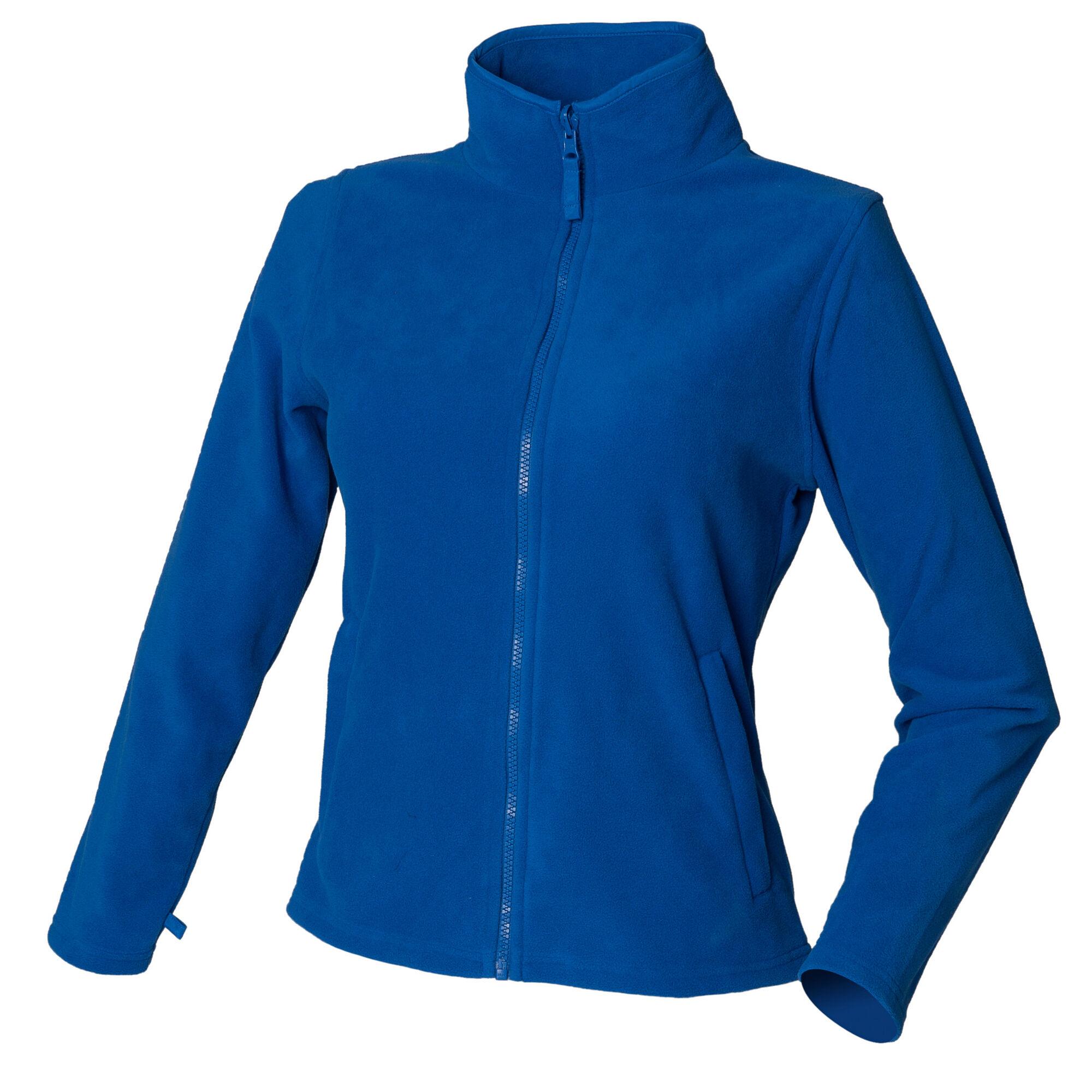 Henbury - Veste Polaire Anti-Peluche - Femme (Bleu roi) - UTRW679