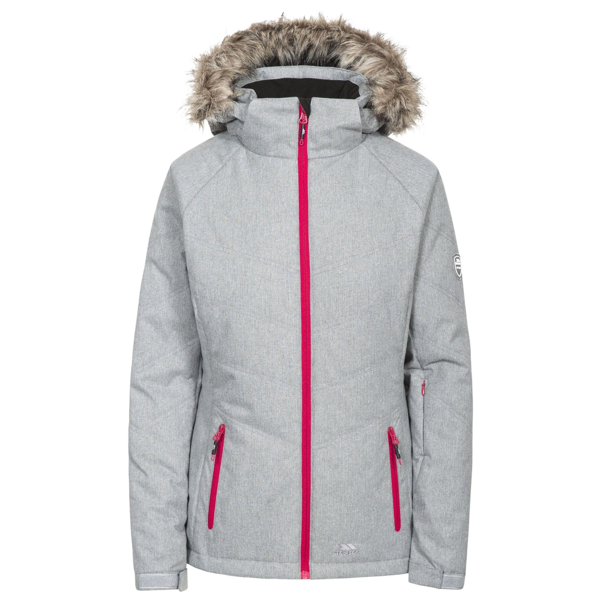 Trespass - Manteau De Ski Always - Femme (Gris) - UTTP3723