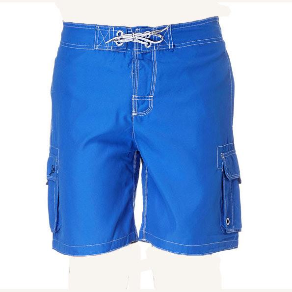 SRK-Bermuda de bain  CLIFFORD- bleu