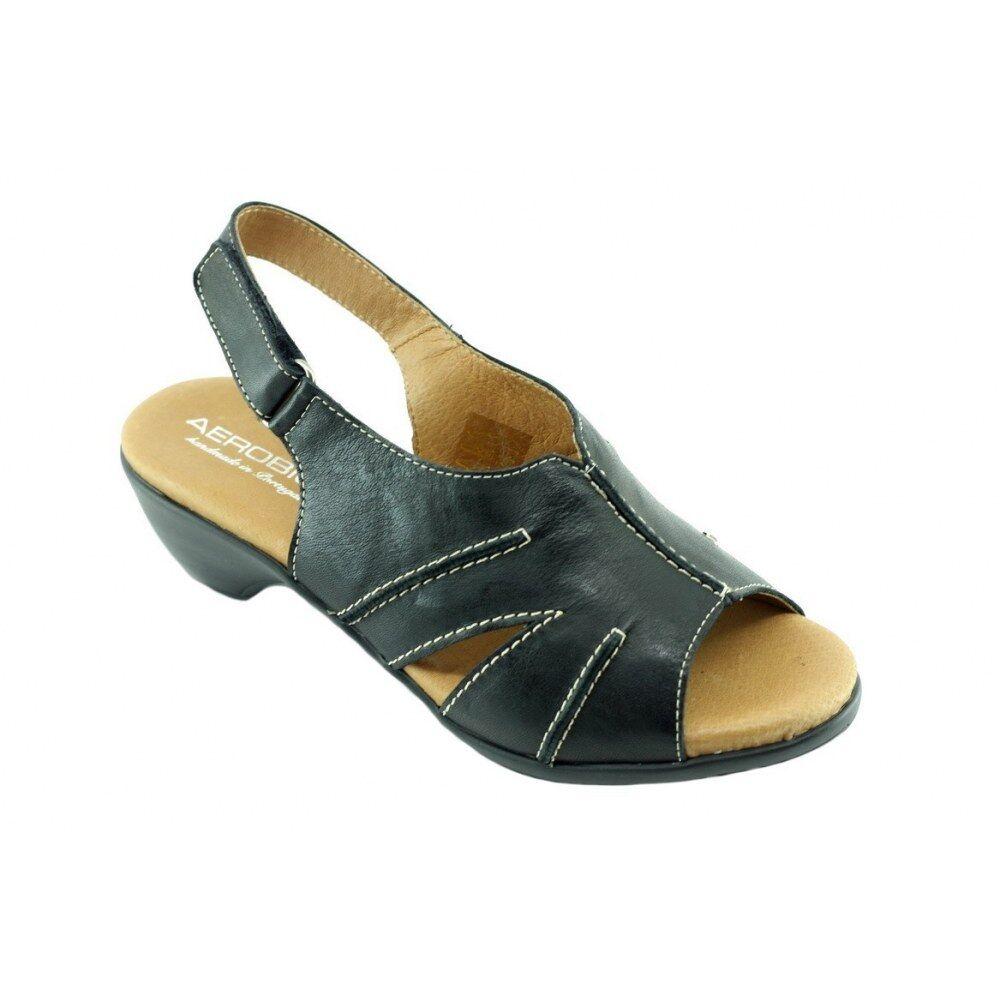Ancona chaussures femme sandales compensées ultra souple