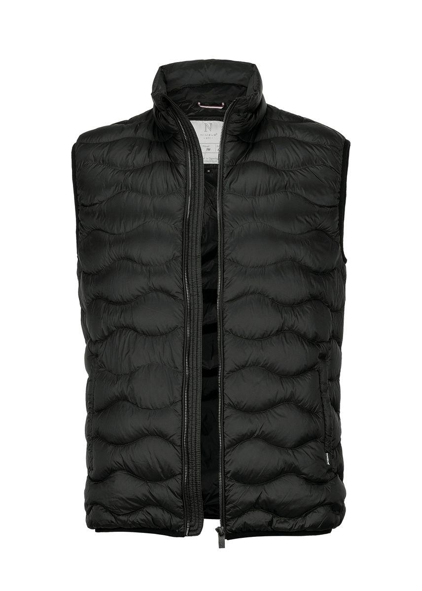 Veste doudoune sans manches - homme - NB79M - noir