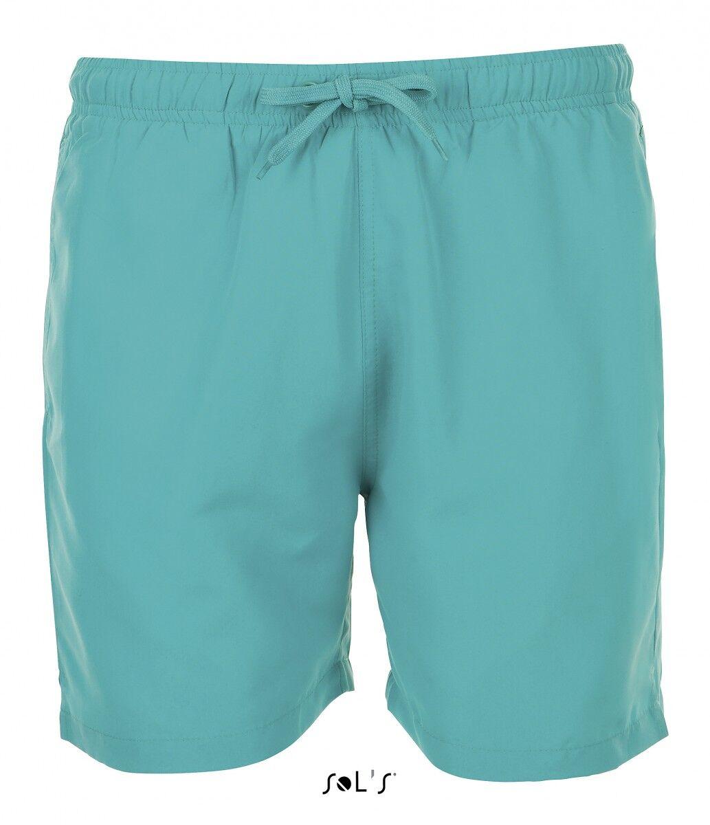 short de bain Homme - 01689 bleu turquoise