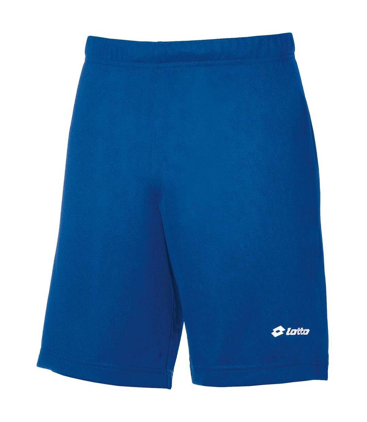 Lotto Mens Football Omega Short Sports (Flame Red) - UTRW2071
