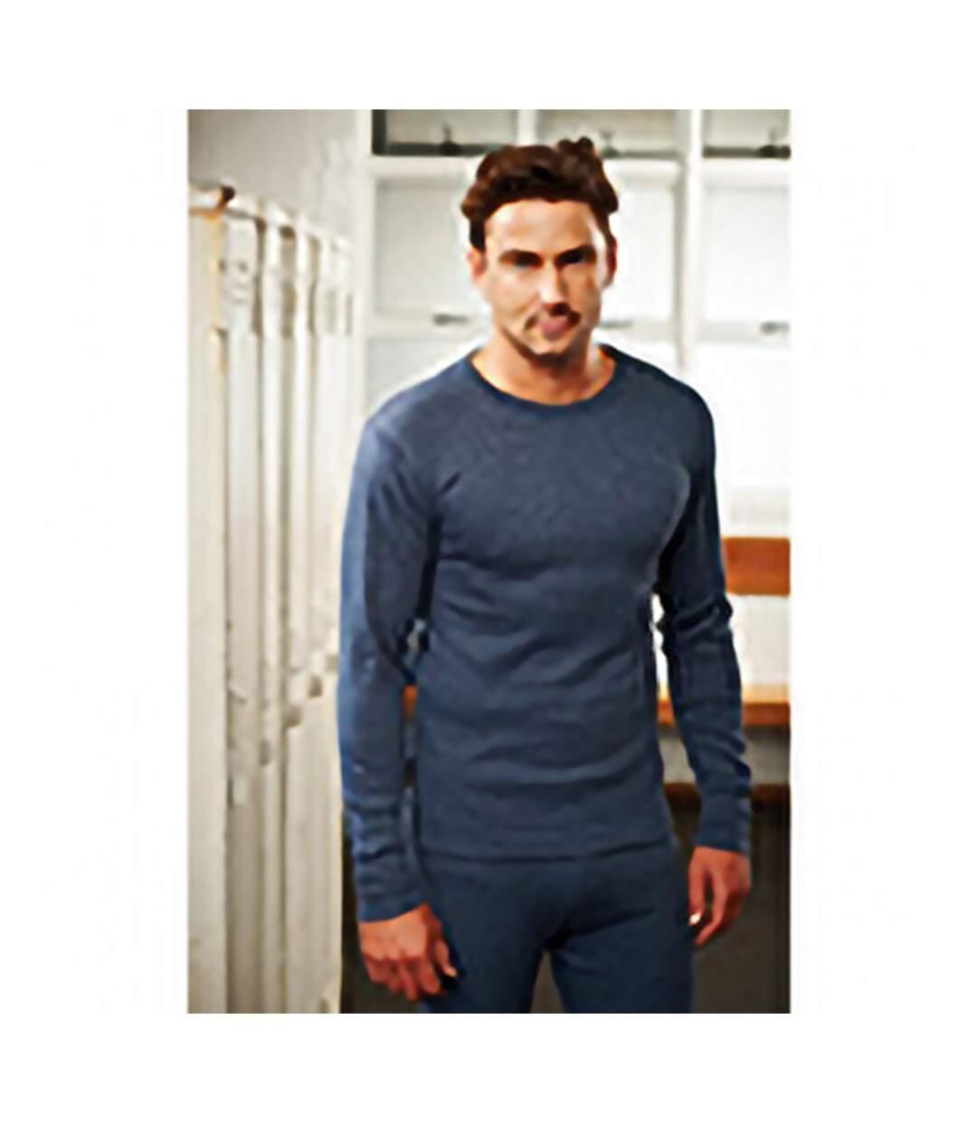 Regatta - T-shirt thermique à manche longues - Homme (Denim) - UTRW1259
