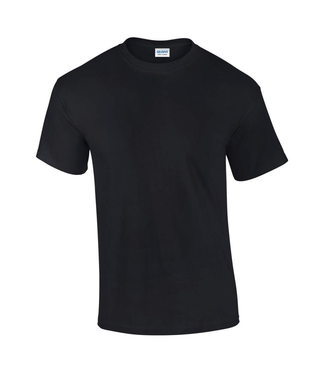 Gildan Mens Ultra Cotton Short Sleeve T-Shirt (Red) - UTBC475