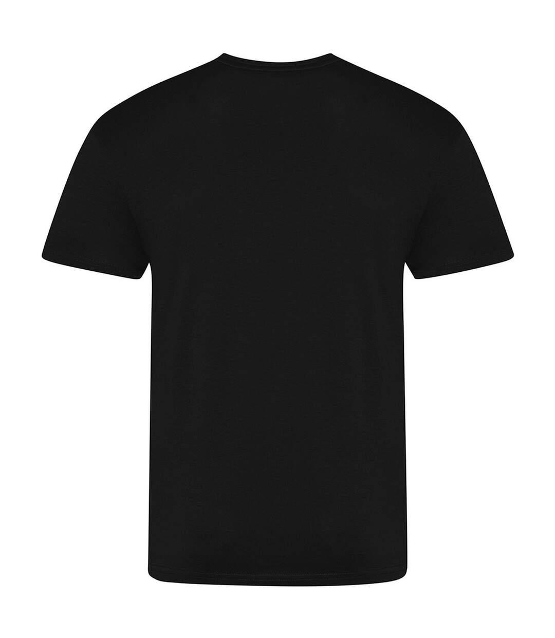 AWDis Just Ts Mens The 100 T-Shirt (Deep Black) - UTPC4081
