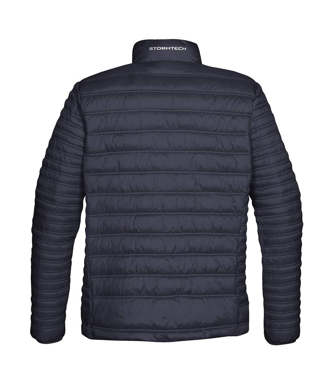 Stormtech Mens Basecamp Thermal Quilted Jacket (Titanium) - UTRW4784