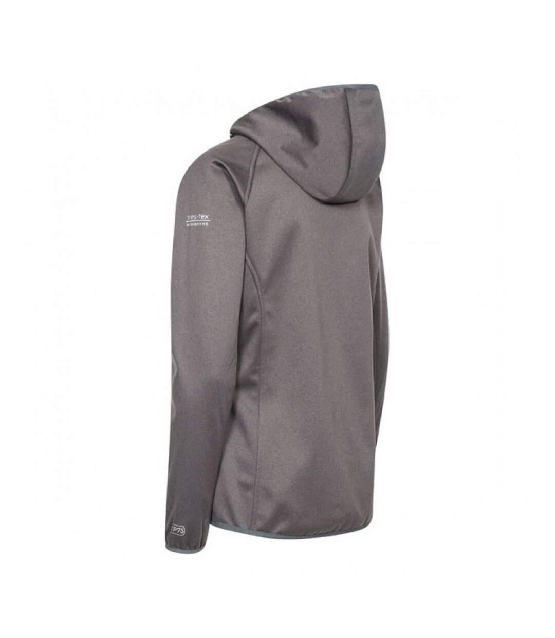 Trespass Womens/Ladies Shelly Waterproof Softshell Jacket (Carbon Marl) - UTTP3623