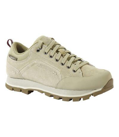 Craghoppers Womens/Ladies Jacara Suede Shoes (Rubble) - UTCG1347
