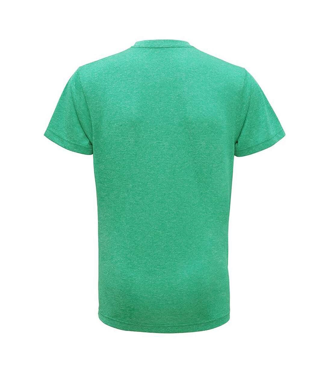 Tri Dri Mens Short Sleeve Lightweight Fitness T-Shirt (Black) - UTRW4798