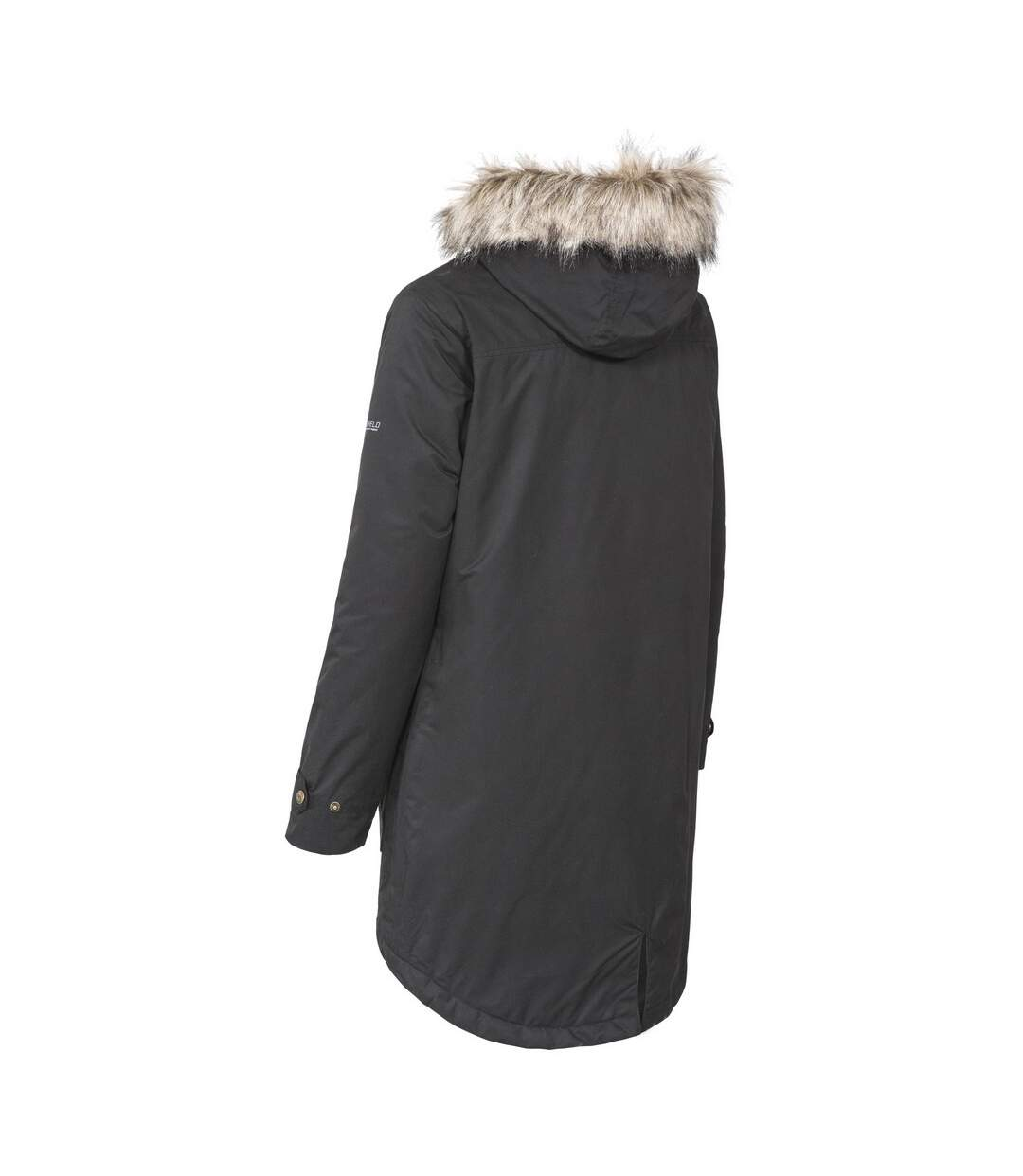 Trespass Womens/Ladies Clea Waterproof Padded Jacket (Merlot) - UTTP3067