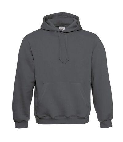 B&C - Sweatshirt à capuche - Hommes (Noir) - UTBC127