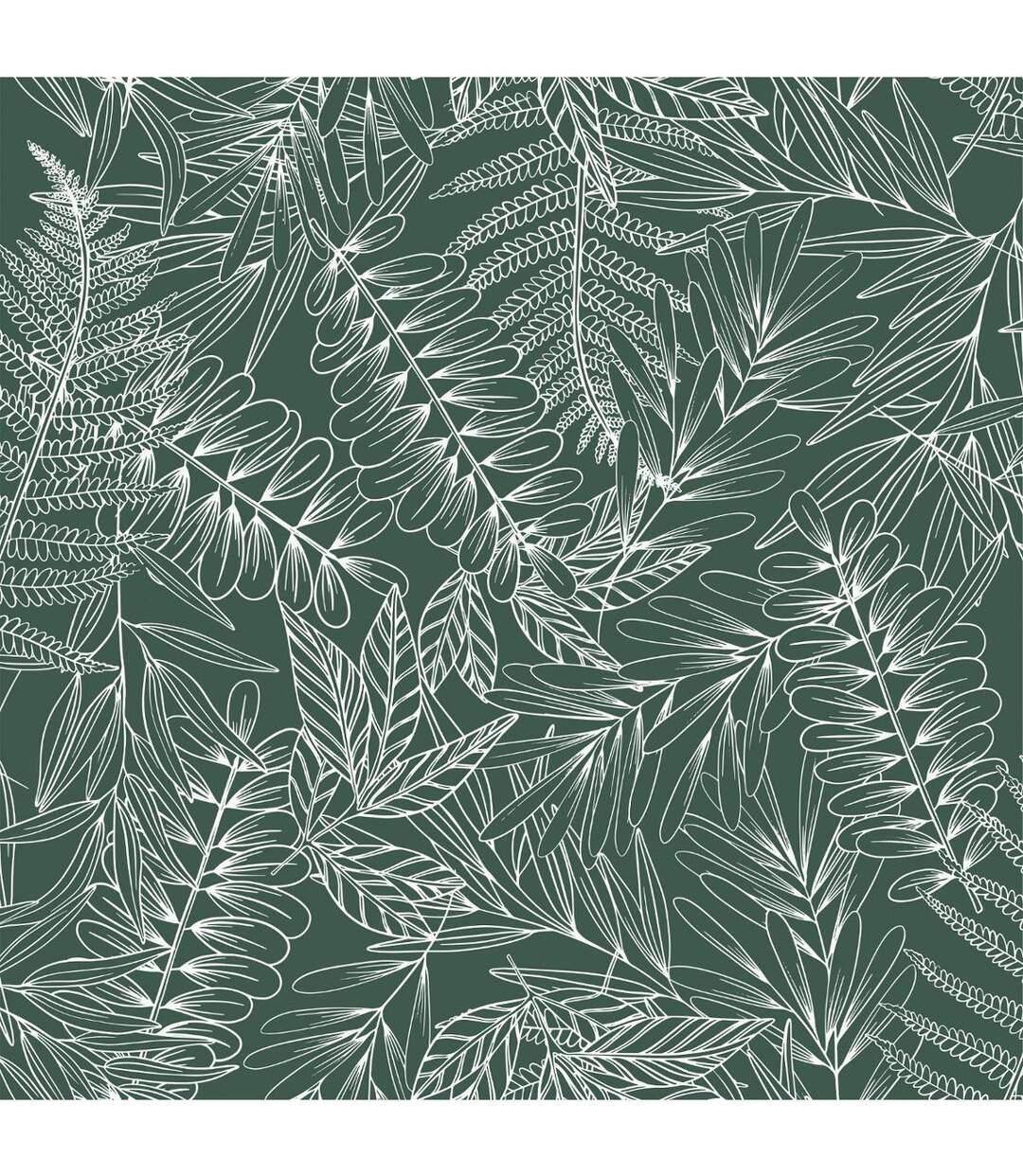 Atmosphera - Parure de lit 2 Personnes 260 x 240 cm Housse de couette avec 2 taies Imprimé Tropik