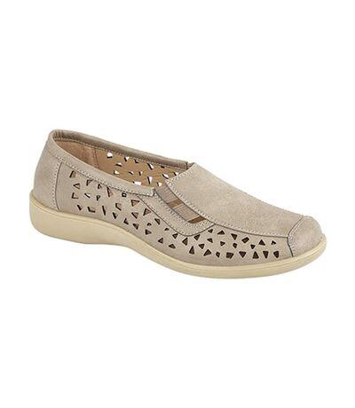 Boulevard - Chaussures - Femme (Beige) - UTDF376