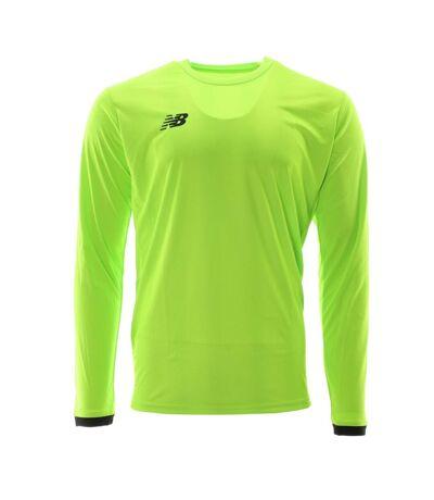 T-shirt Vert fluo Homme New Balance