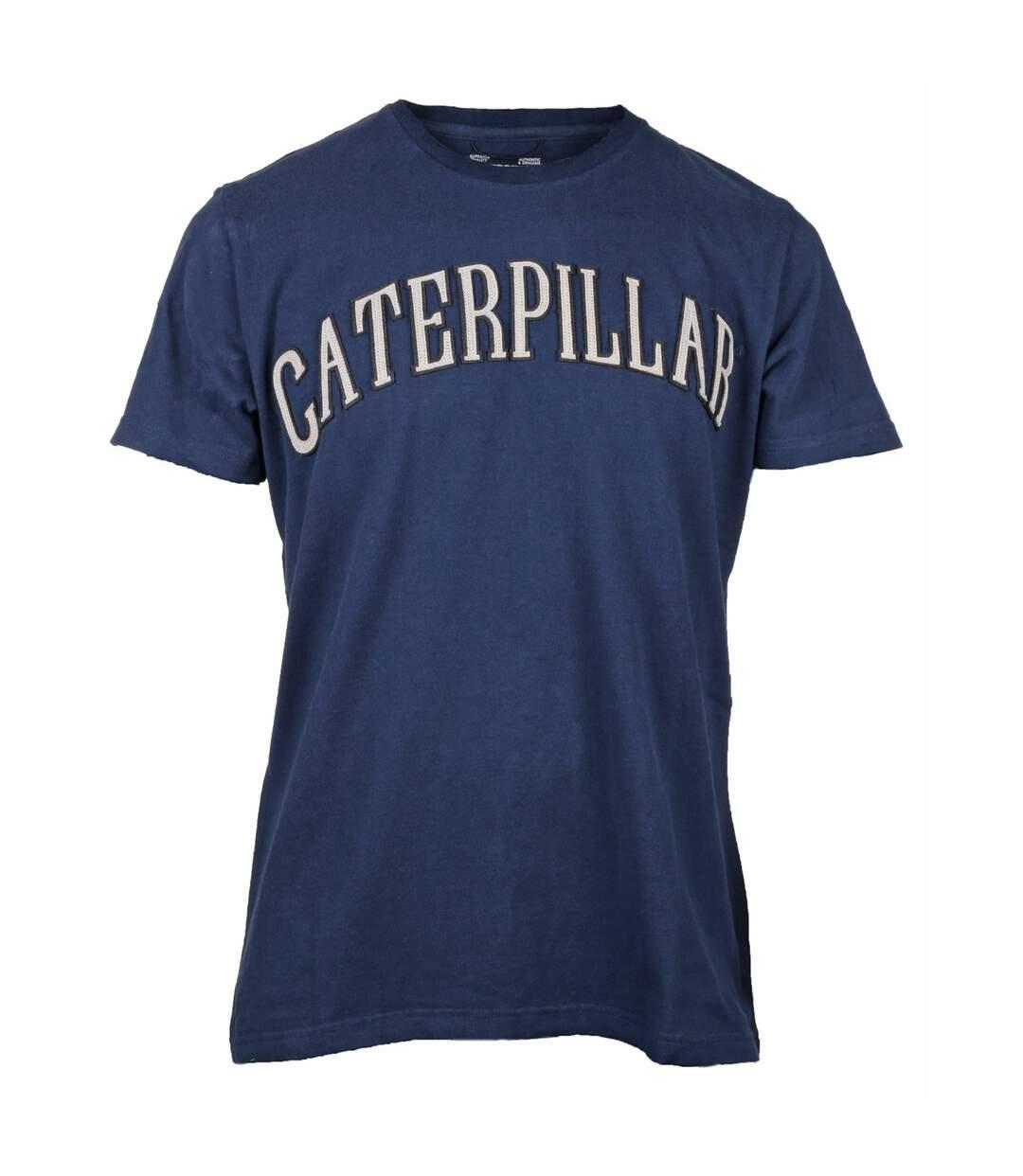 CAT - T-shirt LIFESTYLE - Hommes (Bleu) - UTFS5370