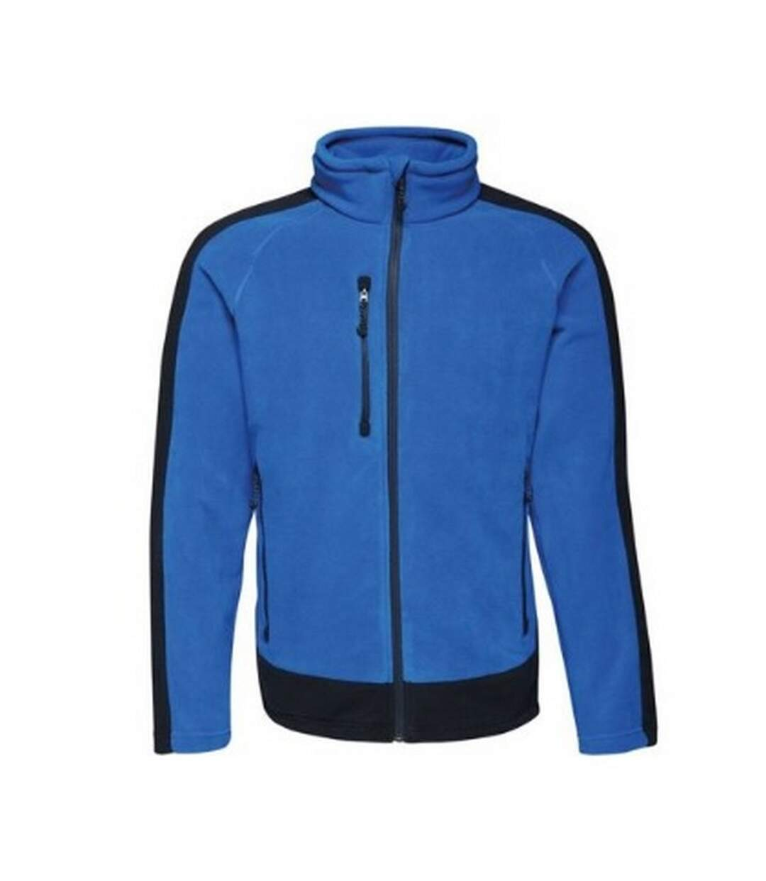 Regatta Mens Contrast Fleece Jacket (New Royal/Navy) - UTRG3568