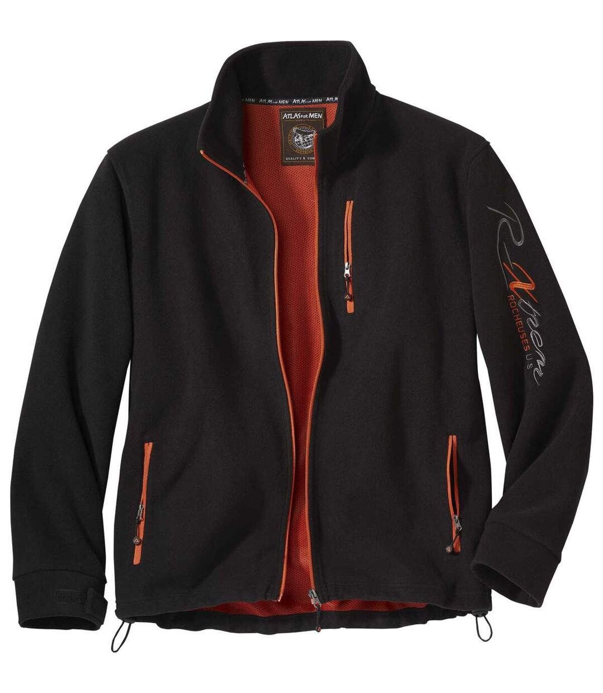 Fleecová bunda R-Xtrem Atlas For Men