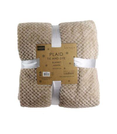 Plaid tie and dy XXL 150 x 200 cm