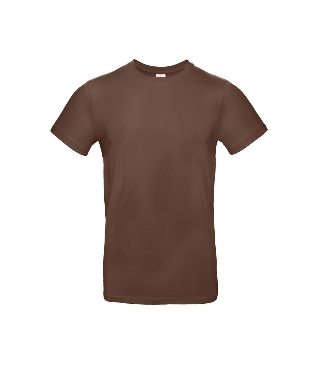 B&C Mens #E190 Tee (Dark Grey) - UTBC3911
