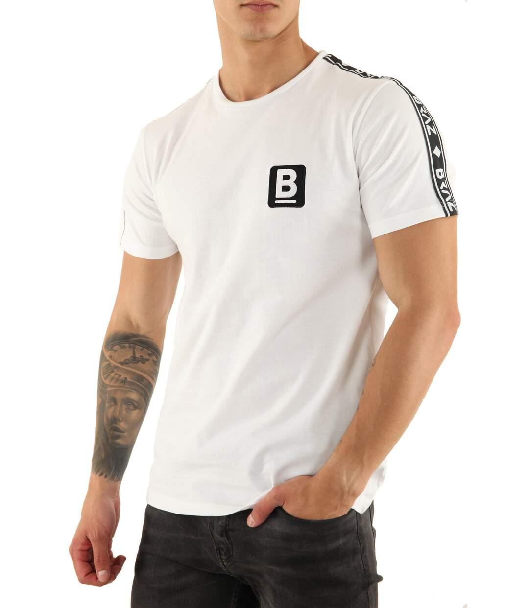 Tee shirt coton BR 213221  -  Braz - Homme