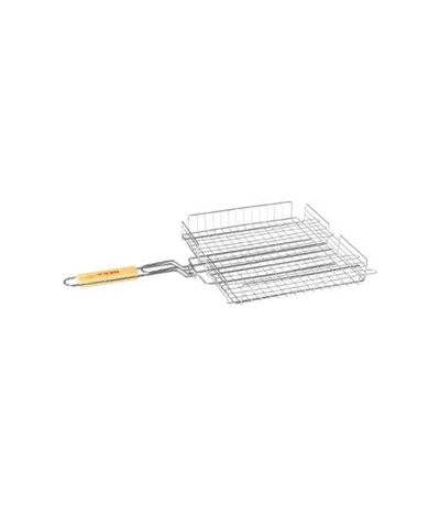Grille Barbecue Panier Summer 34x31cm Chrome