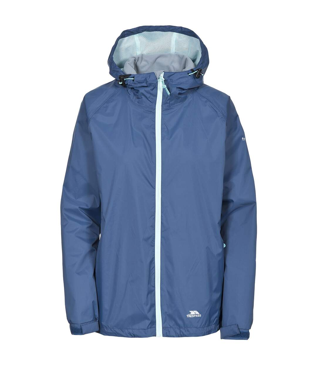 Trespass Womens/Ladies Tayah II Waterproof Shell Jacket (Midnight) - UTTP3378