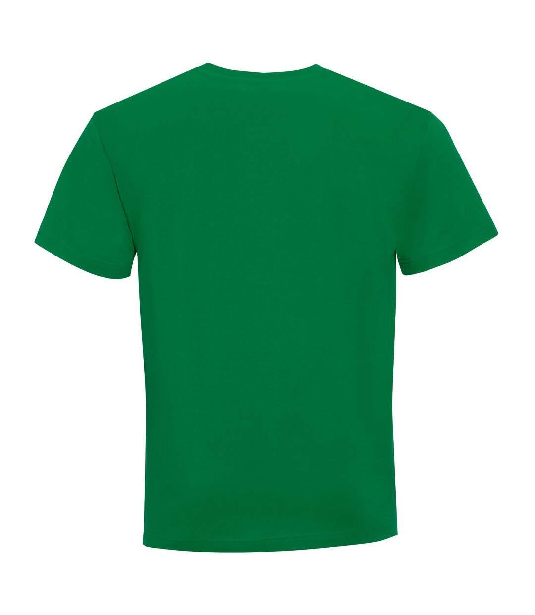 SOLS Mens Victory V Neck Short Sleeve T-Shirt (Kelly Green) - UTPC388