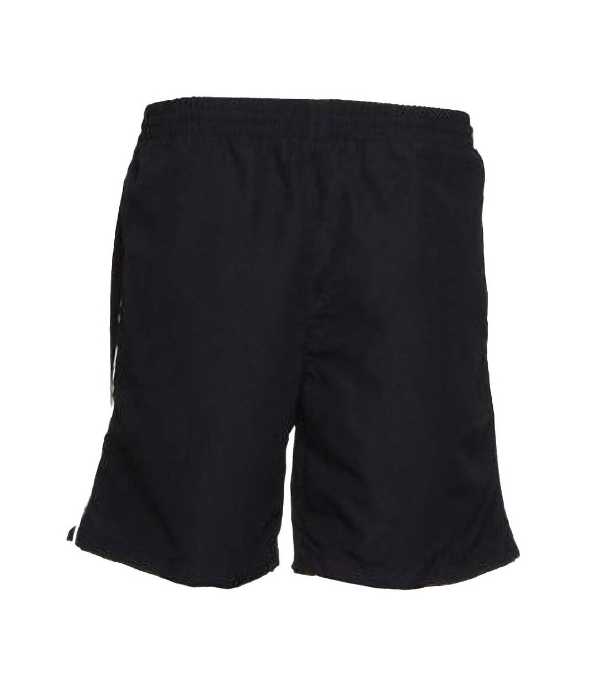 Gamegear® Track Sports Shorts / Mens Sportswear (Black/White) - UTBC439