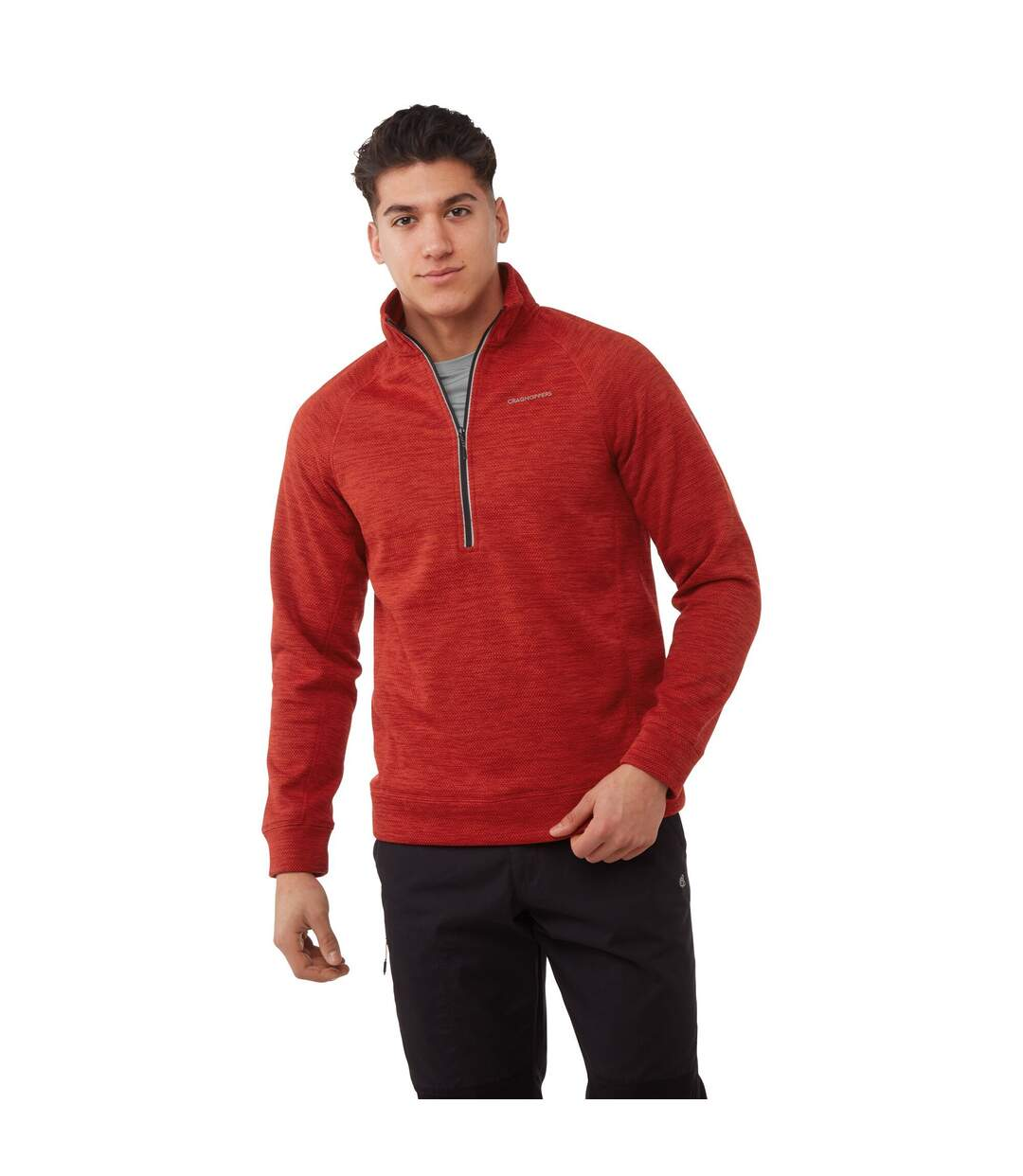 Craghoppers - Polaire STROMER - Homme (Rouge) - UTCG1325