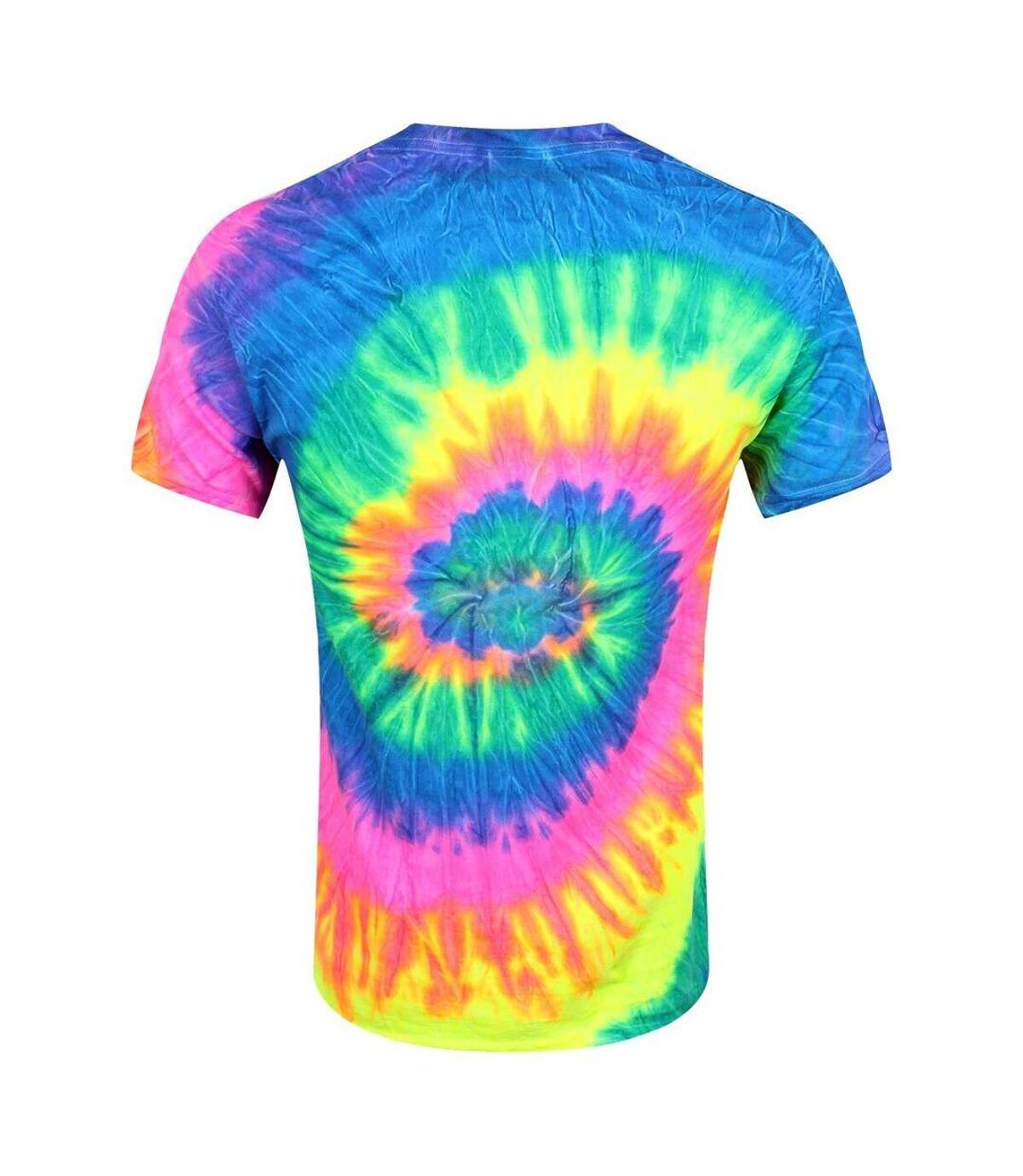 Unorthodox Collective Mens Chameleon T-Shirt (Multicoloured) - UTGR2930