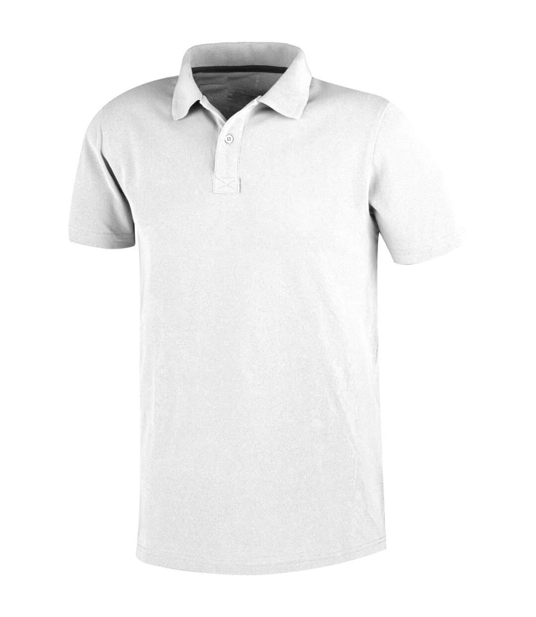 Elevate Primus Short Sleeve Polo (Pink) - UTPF1829