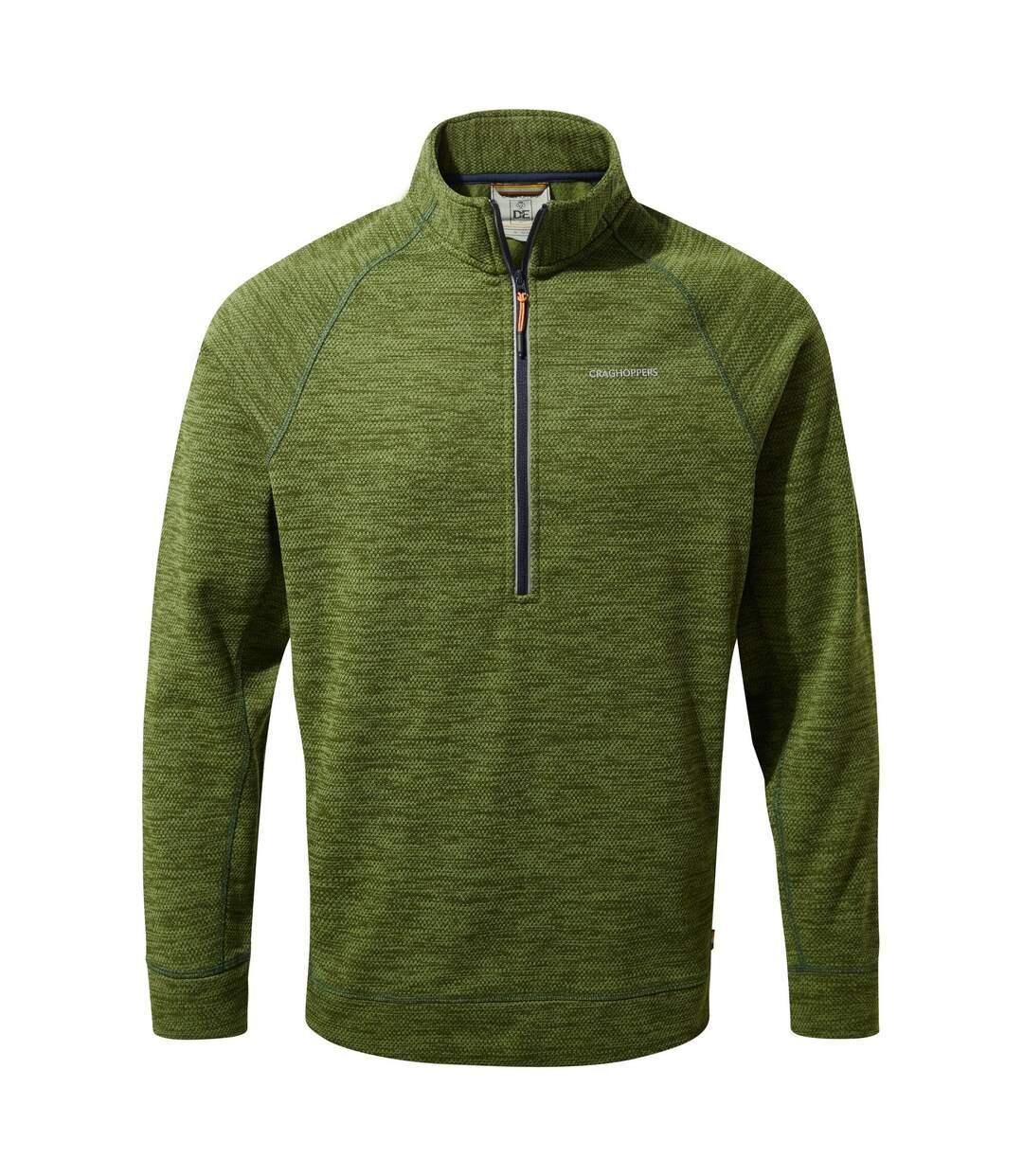 Craghoppers Mens Stromer Half Zip Fleece (Agave Green) - UTCG1325