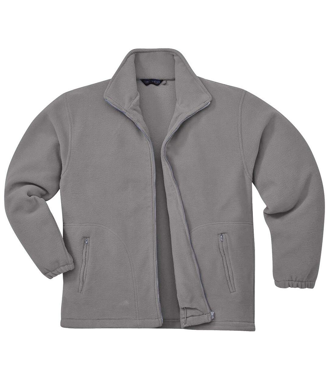 Portwest Mens Argyll Heavy Fleece Anti-Pill Jacket (F400) (Black) - UTRW1026