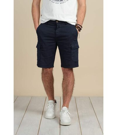 Short cargo loose fit FOUNDED Navy