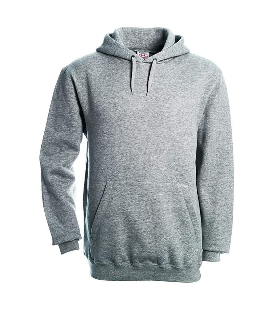 B&C Mens Hooded Sweatshirt / Hoodie (Khaki) - UTBC127