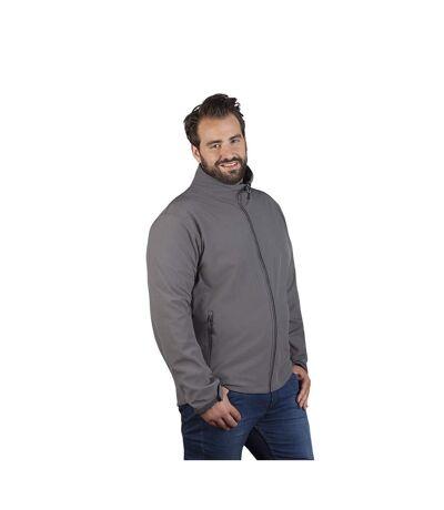 Veste Softshell C+ grandes tailles Hommes