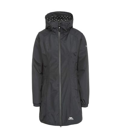 Trespass Womens/Ladies Waterproof Shell Jacket (Black) - UTTP4040