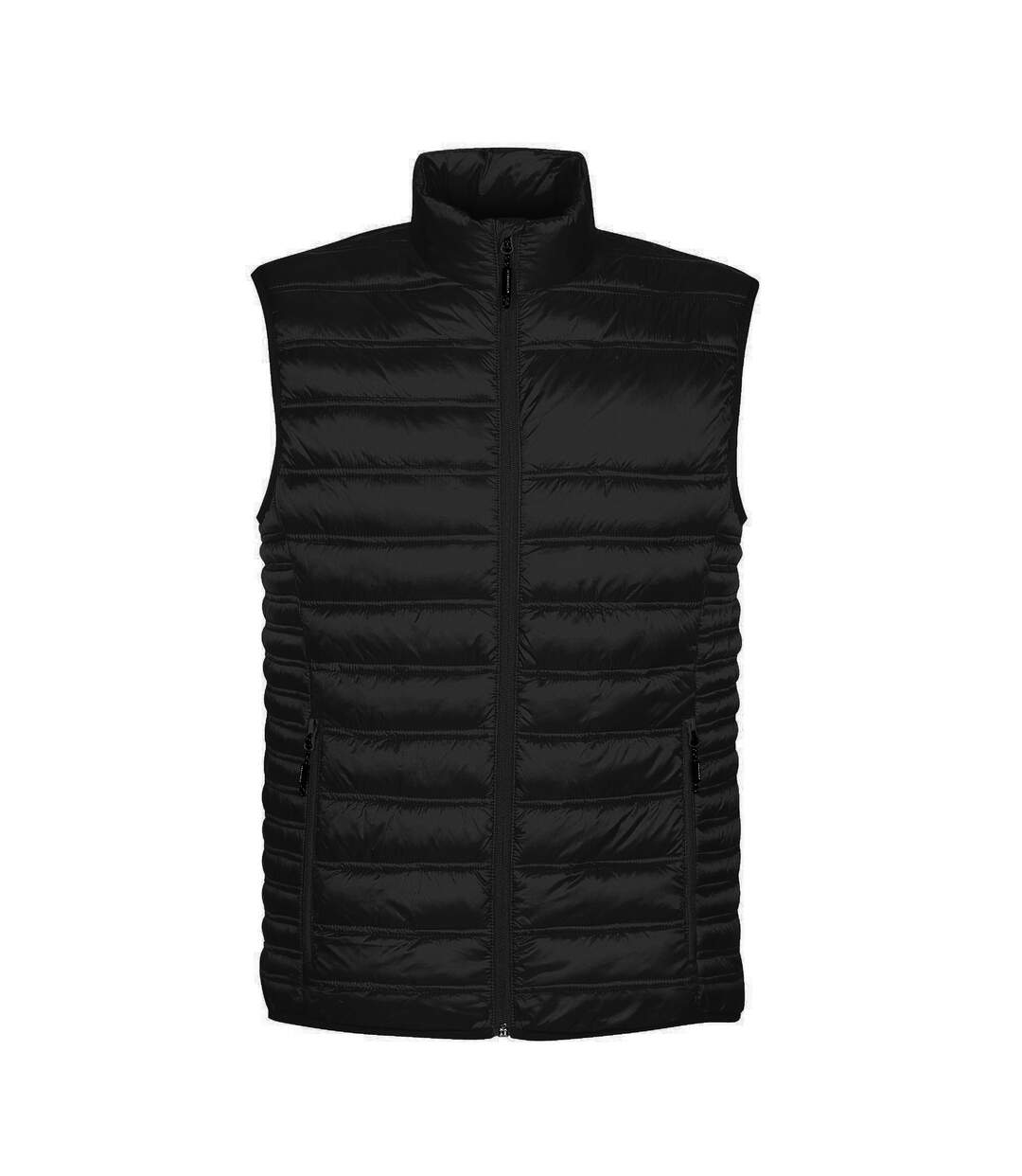 Stormtech Mens Basecamp Thermal Quilted Gilet (Black) - UTRW5479