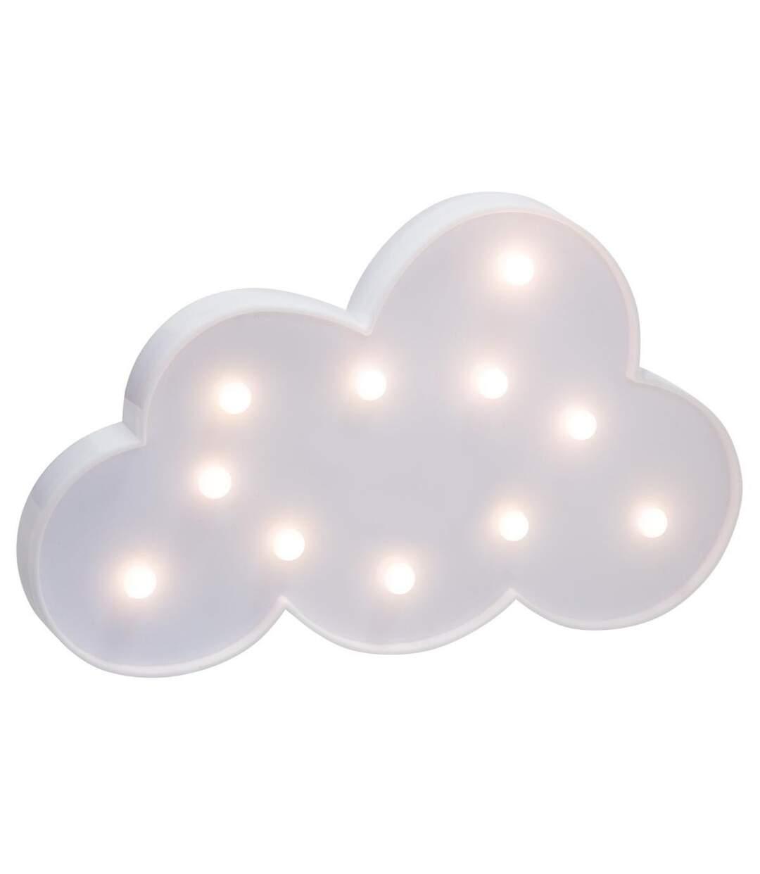 Atmosphera - Déco lumineuse Nuage 11 LED
