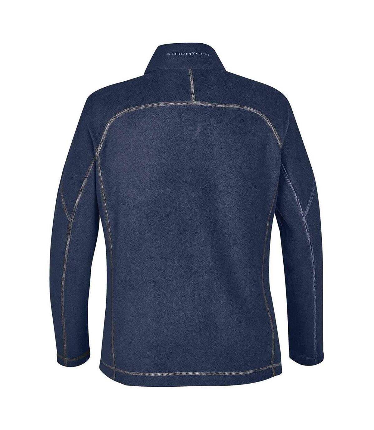 Stormtech Mens Reactor Fleece Shell Jacket (Navy Blue) - UTBC3889