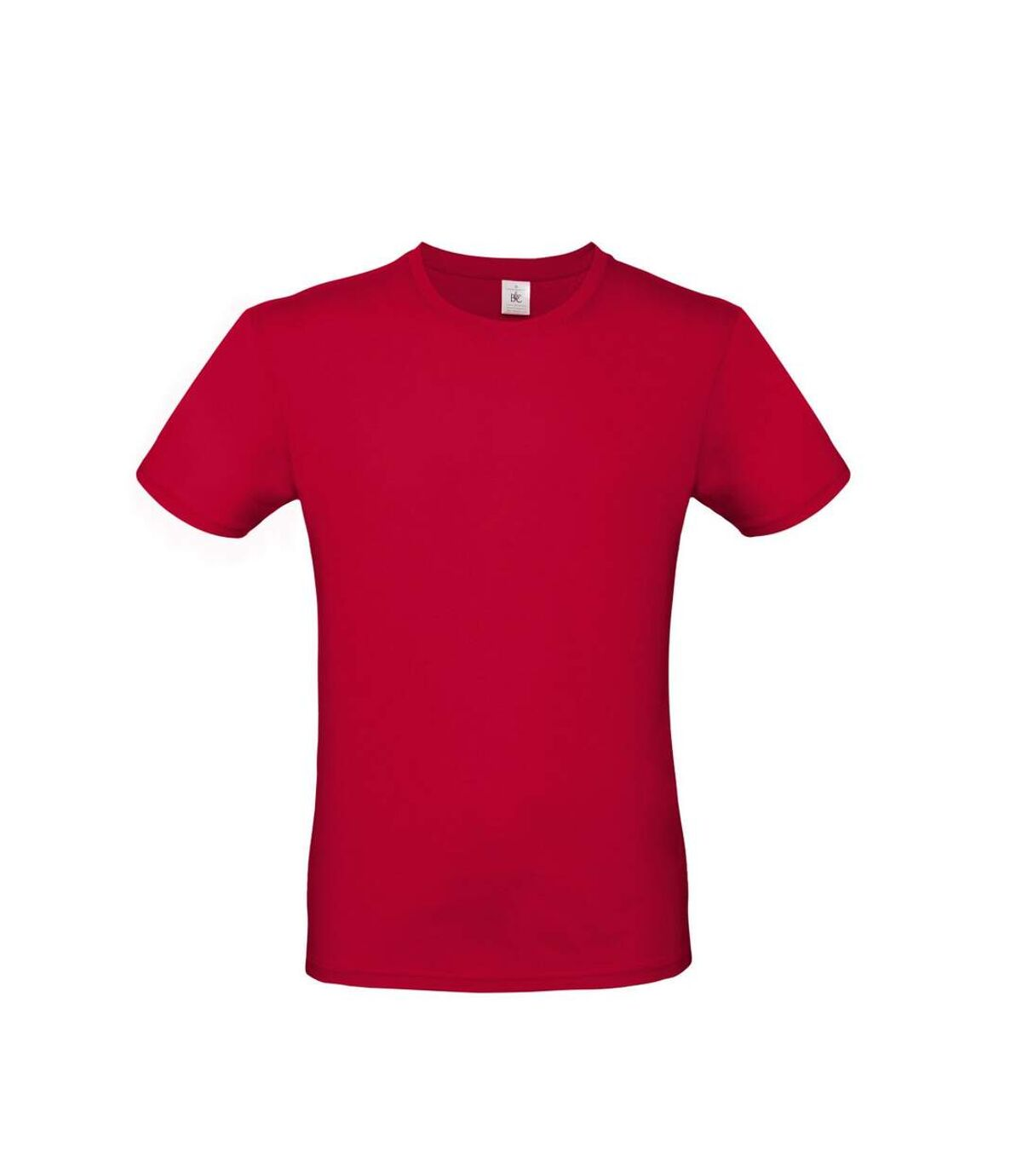 B&C Mens #E150 Tee (Deep Red) - UTBC3910