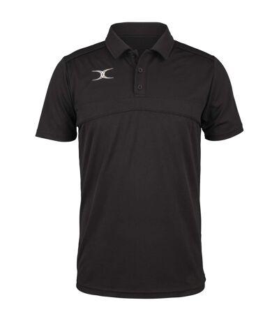 Gilbert Mens Photon Polo Shirt (Black) - UTRW6630