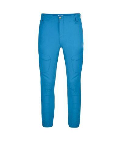 Dare 2b Mens Tuned In II Multi Pocket Walking Trousers (Petrol Blue) - UTRG4462