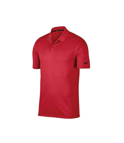 Nike Polo Victory solide pour hommes (Rouge) - UTBC4796