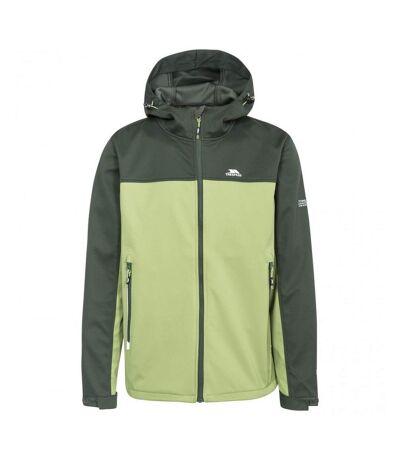 Trespass Mens Palin Waterproof Softshell Jacket (Olive) - UTTP4067