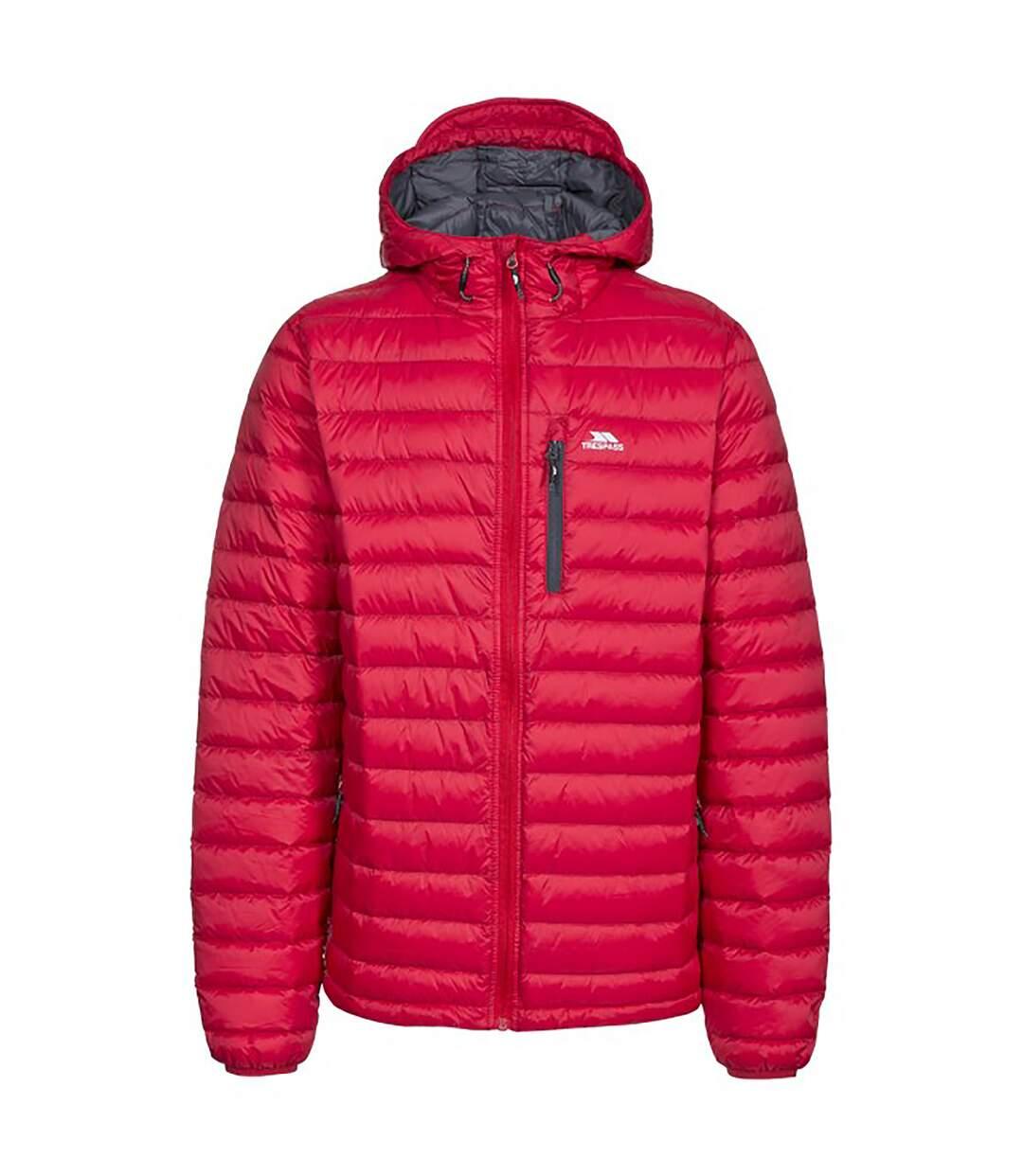 Trespass Mens Digby Down Jacket (Red) - UTTP3283